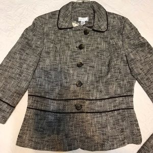 LOFT Skirts - Ann Taylor Loft Skirt & Jacket tweed suit